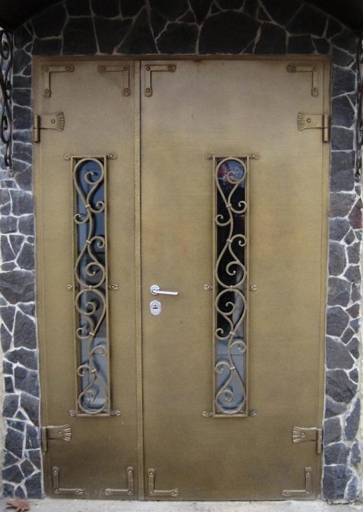 надежные и добротные стальные двери